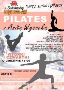 Pilates z Anitą Wysocką