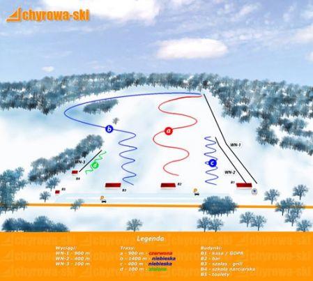 wyciagi chyrowa-ski