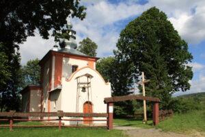 Cerkiew grekokatolicka pw. Narodzenia Bogurodzicy w Trzcianie