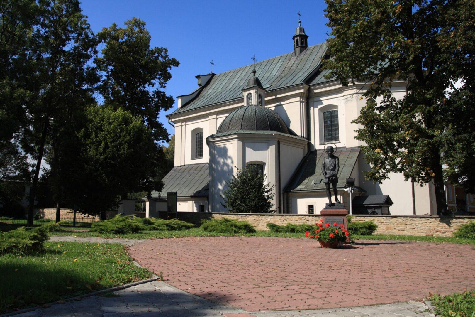 Dukla, kościół parafialny pw. św. Marii Magdaleny