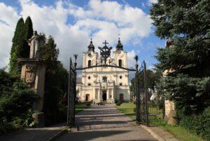 Sanktuarium św. Jana z Dukli i Klasztor OO. Bernardynów z XVIII w.