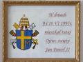 Dukla – Klasztor (Pensjonat Ojca Świętego) – ramka