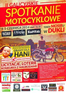 II Galicyjskie Spotkanie Motocyklowe